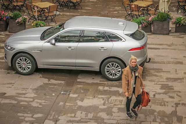 Roadtrip Deutschland Wartburg Jaguar Hertz Mietwagen