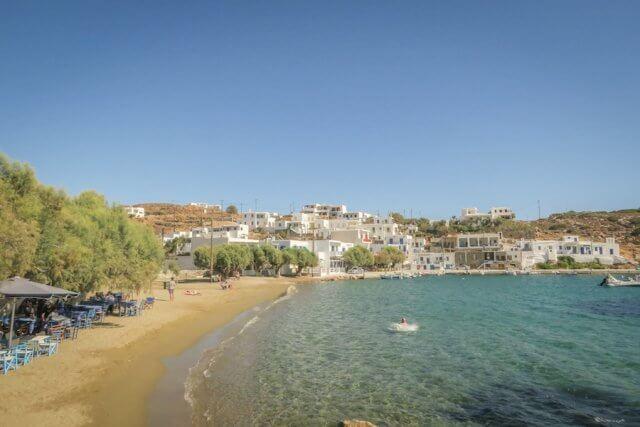 Sifnos Griechenland Faros