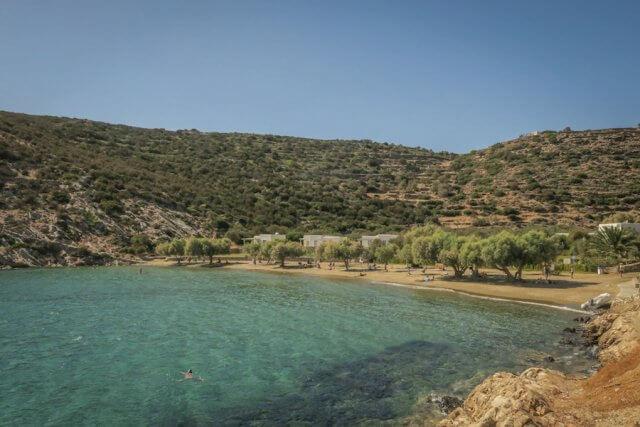 Sifnos Griechenland Platys Gialos