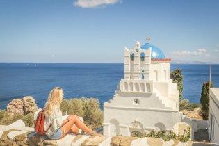 Sifnos Griechenland Kirche