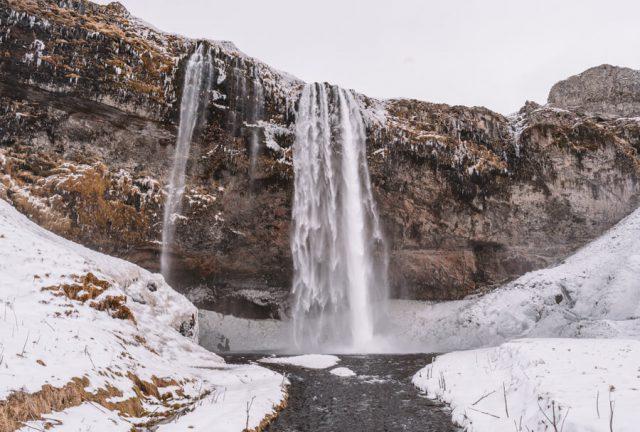 Island Rundreise Seljalandsfoss