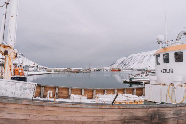 Island Siglufjoerdur