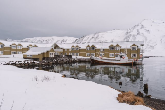 Island Siglufjoerdur Siglo Hotel