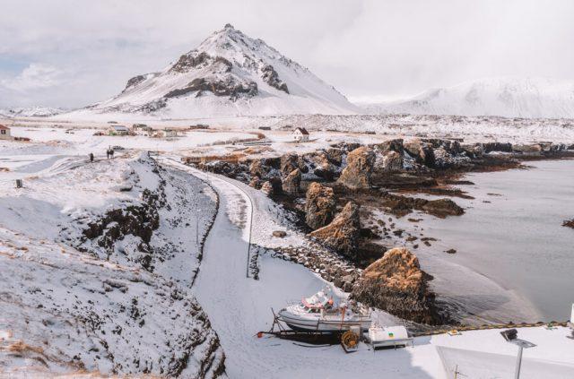 Island Urlaub Halbinsel Snaefellsnes Arnarstapi-2