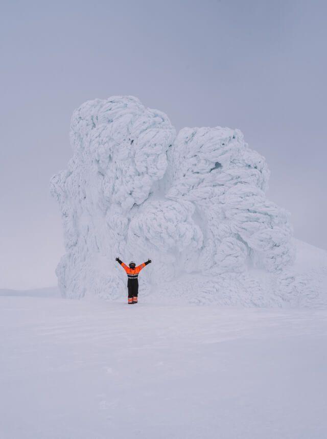 Island Urlaub Schneemobil Tour Gletscher Eyjafjallajoekull