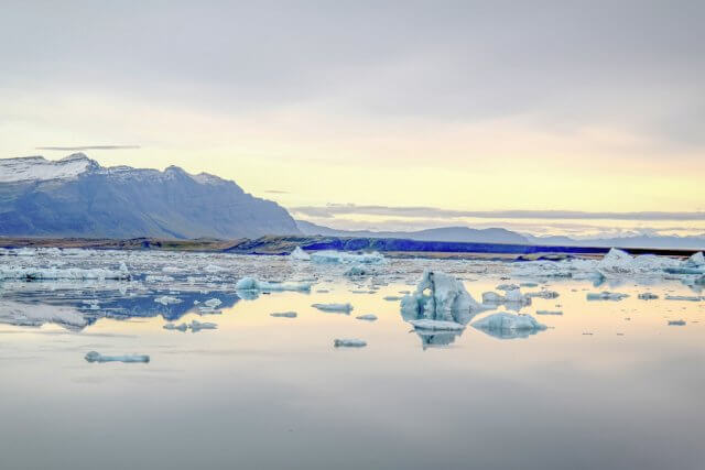 Island Urlaub Tipps Jörkulsárlón Strand