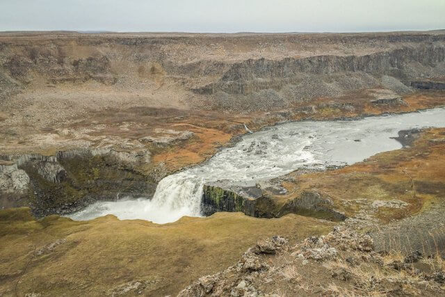 Island Urlaub Tipps Hafragilsfoss