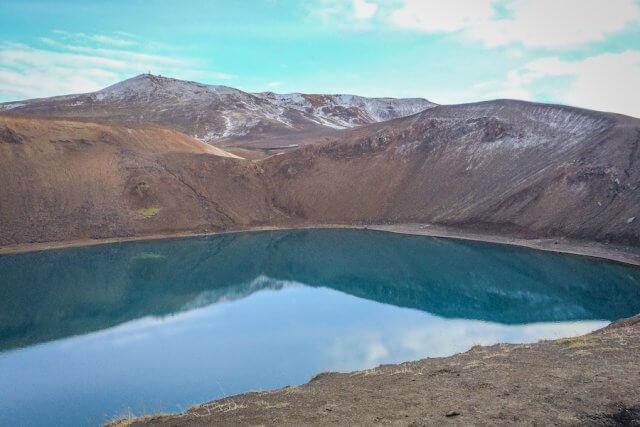 Island Urlaub Tipps Viti Krater