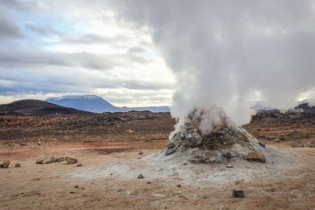 Island Urlaub Tipps Myvatn Hvrir Námafjall