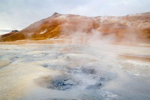 Island Urlaub Tipps Myvatn Námafjall