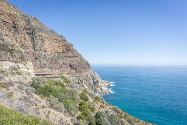 Kapstadt Urlaub Chapmans Peak Drive