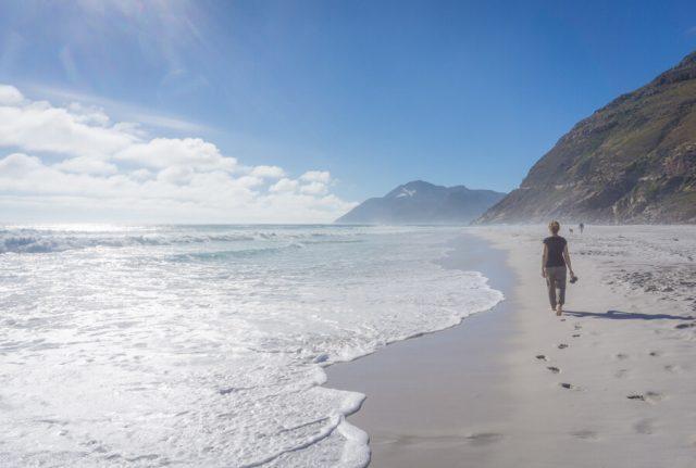Kapstadt Urlaub Noordhoek Beach-2