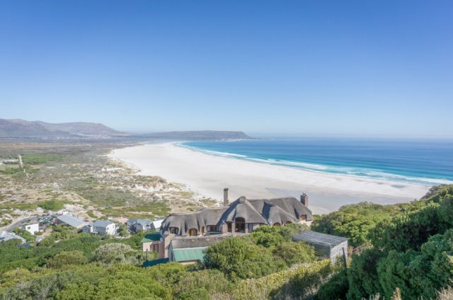 Kapstadt Urlaub Noordhoek Beach