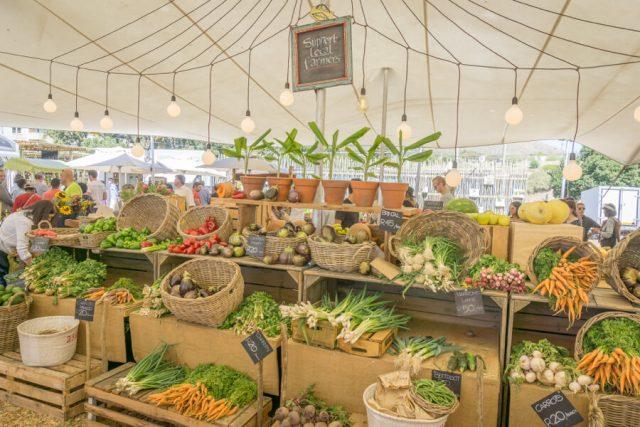 Kapstadt Urlaub Oranjezicht Farmers Market