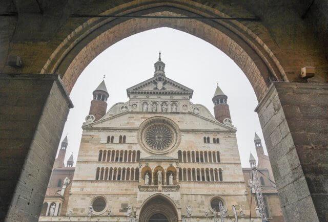 Norditalien Cremona Kulinarisch Duomo Dom