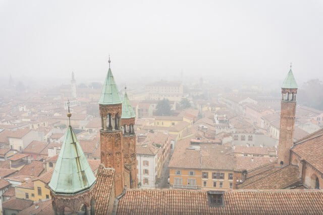 Norditalien Cremona Kulinarisch Torrazzo