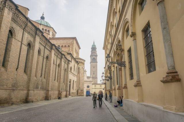 Norditalien Parma Kulinarisch Duomo Dom