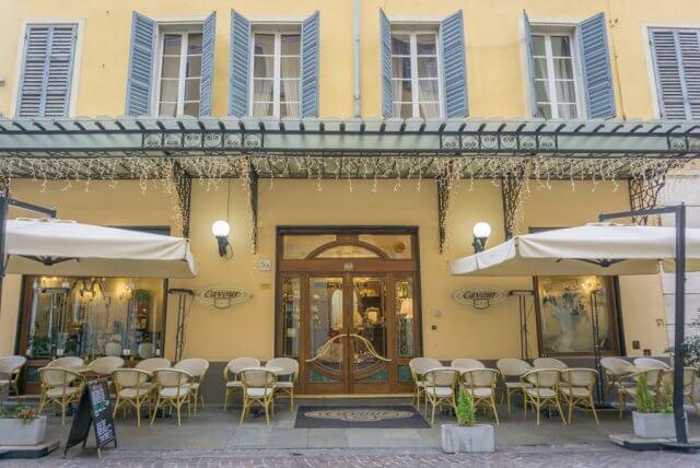 Norditalien Parma Kulinarisch bester Espresso