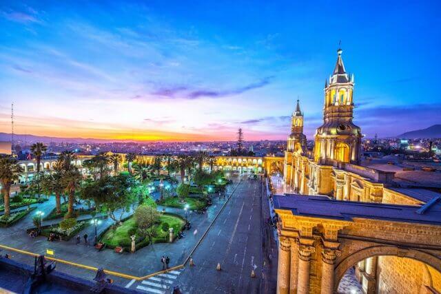 Peru Sehenswuerdigkeiten