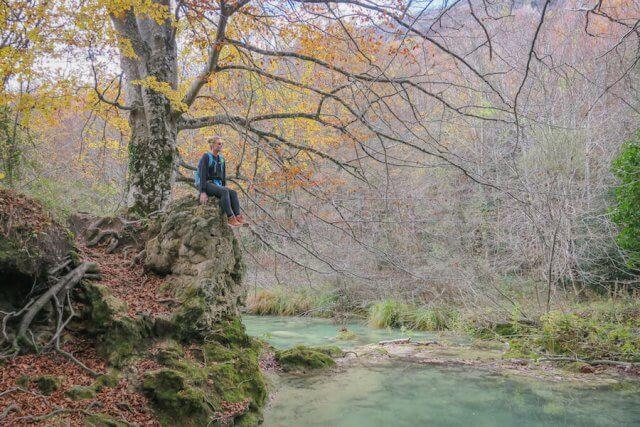 Navarra Spanien Wandern Natur