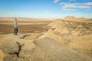 Navarra Spanien Bardenas Reales Landschaft Wüste Game of Thrones Nationalpark