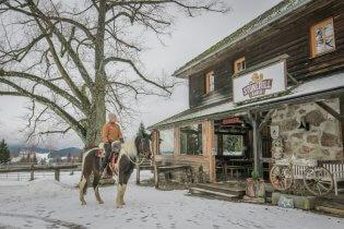 Muehlviertel Oesterreich Stonehill Ranch Blockhaus Kentucky