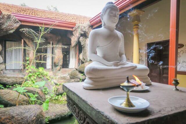 Sri Lanka Ayurveda Paradise Maho Ayurveda Kur Therapiezentrum