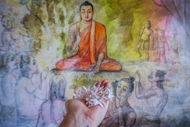 Sri Lanka Ayurveda Paradise Maho Ayurveda Kur Ausflug Tempel Kaikawala
