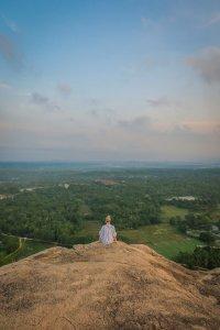 Sri Lanka Ayurveda Paradise Maho Ayurveda Kur Yapahuwa Sonnenaufgang Geheimtipp