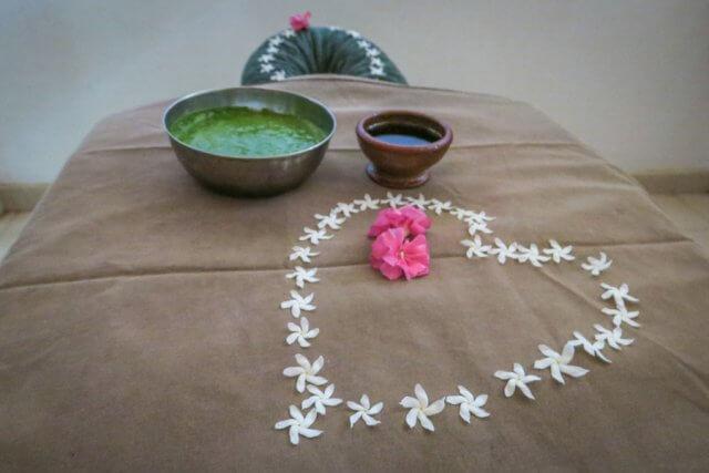Sri Lanka Ayurveda Maho Paradise Therapie