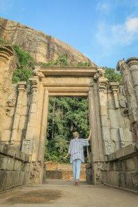 Sri Lanka Ayurveda Paradise Maho Ayurveda Kur Ausflug Japahuwa Königstadt Sonnenaufgang
