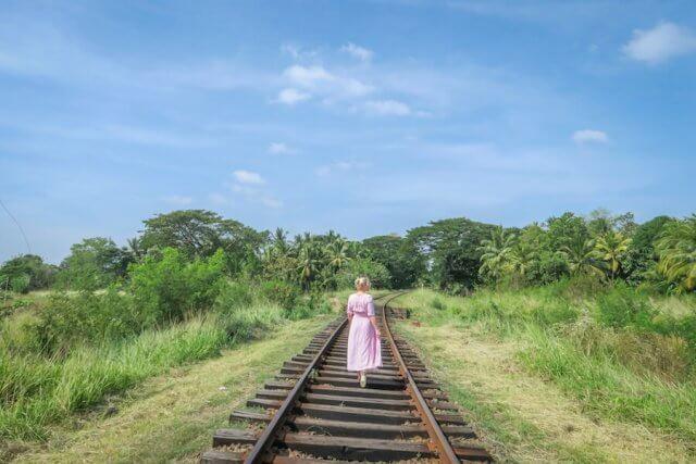Sri Lanka Ayurveda Paradise Maho Ayurveda Kur Schienen