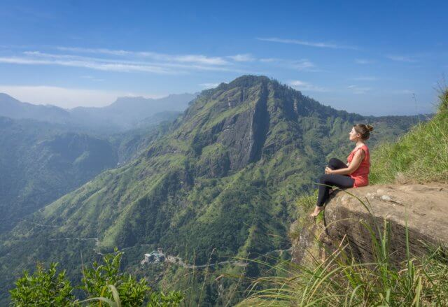 Sri Lanka Rundreise Urlaub Ella Mini Adams Peak