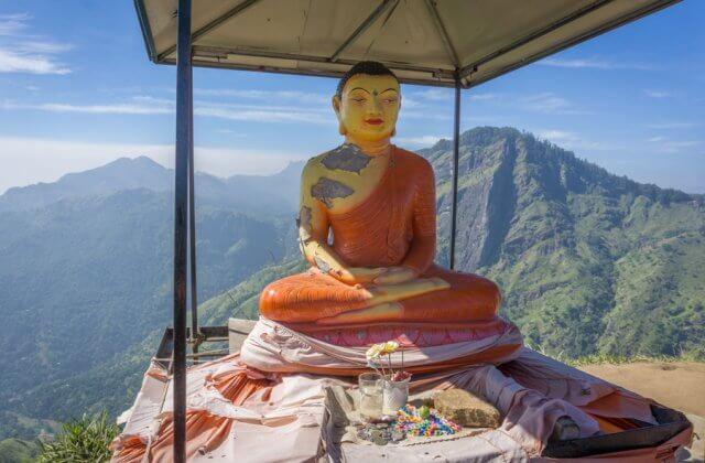 Sri Lanka Rundreise Urlaub Ella Mini Adams Peak