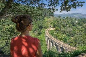 Sri Lanka Rundreise Urlaub Ella Nine Arches Bridge