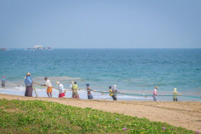 Sri Lanka Urlaub Lankavatara Ocean Retreat Hotel Tangalle Fischer