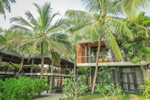Sri Lanka Urlaub Lankavatara Ocean Retreat Hotel Tangalle