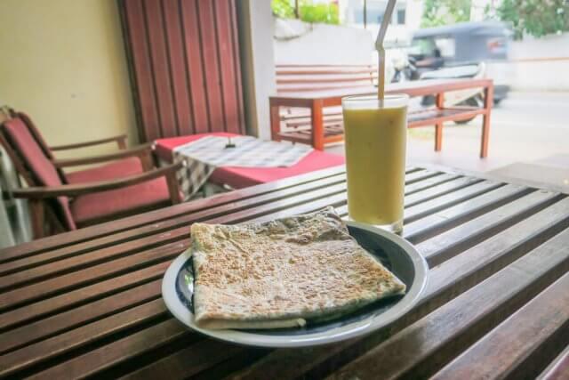 Sri Lanka Urlaub Hikkaduwa Roti