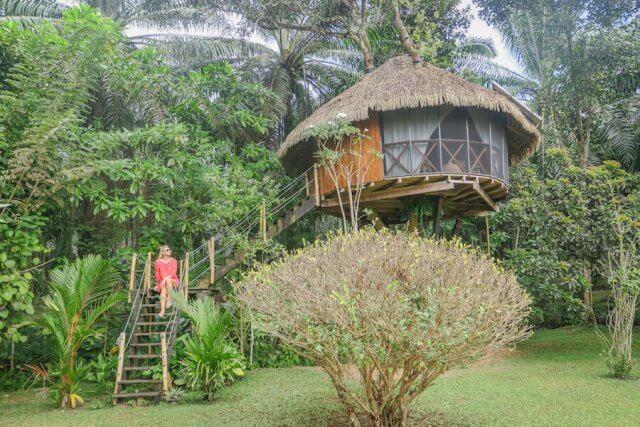 Sri Lanka Urlaub Hikkaduwa Huma Terra Green Lodge nachhaltig