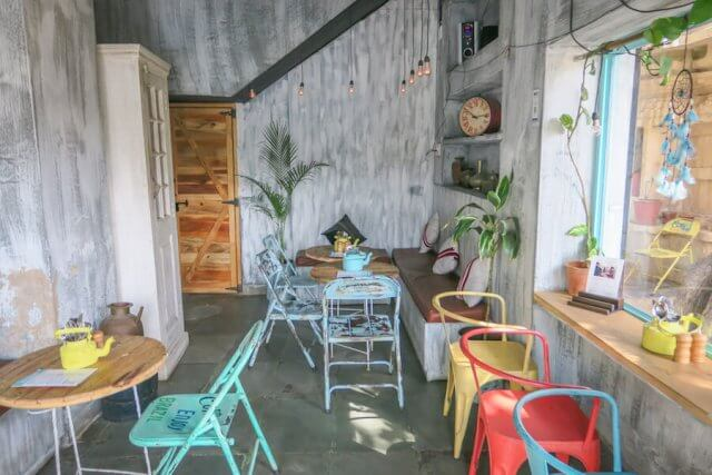 Indien Reisen Udaipur Hallo Boho Cafe