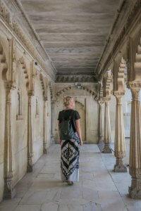 Indien Reisen Udaipur Königspalast Tour