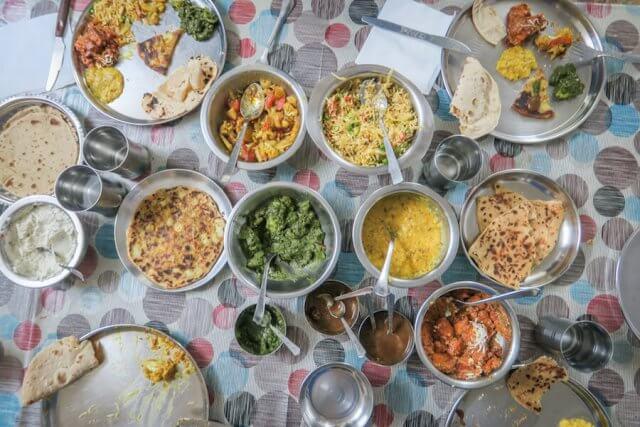 Indien Reisen Udaipur Kochkurs