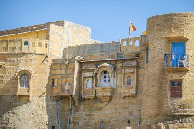 Rajasthan Rundreise Jaisalmer Festung