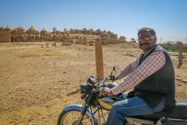 Rajasthan Rundreise Jaisalmer Guide