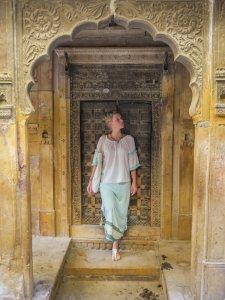Rajasthan Rundreise Jaisalmer Architektur