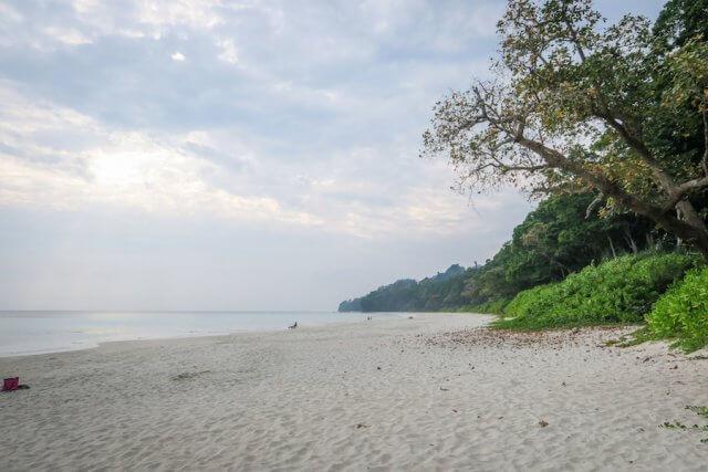Andamanen Inseln Radhanagar Beach