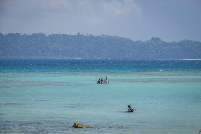 Andamanen Inseln Tauchen