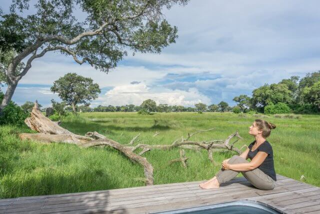 Botswana Okavango Delta Safari And Beyond Xaranna Lodge Villa