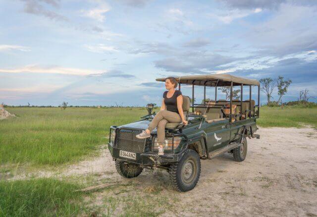 Botswana Okavango Delta Safari Ranger