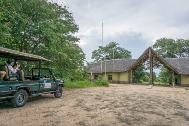 Botswana Safari Chobe Gate